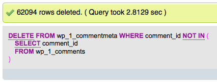 wp_commentmeta sql query