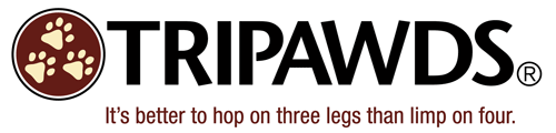 tripawds three paw logo